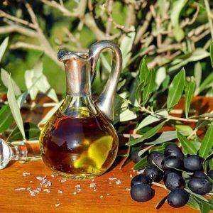 Масло оливковое extra virgin чистое