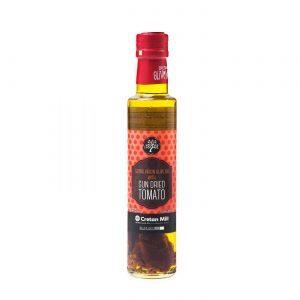 Масло оливковое Extra virgin с сушеным томатом 250г