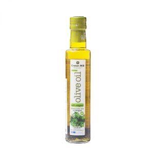 Масло оливковое Extra virgin с сушеным томатом 250г. Оливкое масло высшего качества, . Критское масло с орегано