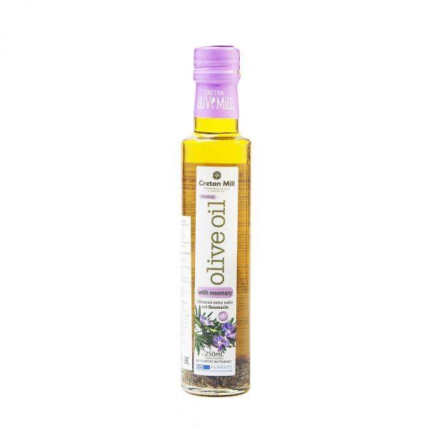 Масло оливковое Extra virgin с розмарином 250г