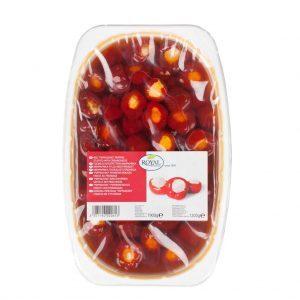 42.0049Перец красный сладкий фаршированный сыром 1900г