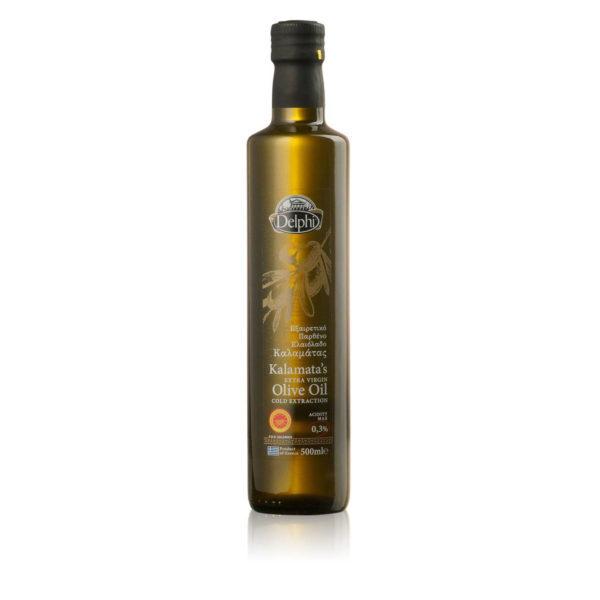 Масло оливковое Extra Virgin раннего сбора 500г