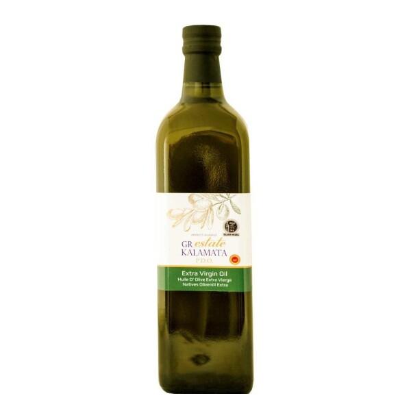 Масло оливковое Extra Virgin GR Estate Kalamata 1л