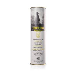81.0170Масло оливковое Extra Virgin Монастырское TOPLOU PDO 1л