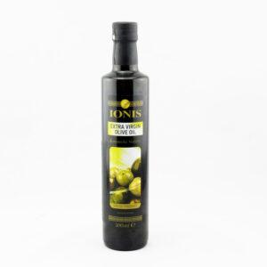 81.0173Масло оливковое extra virgin Коронейки Ionis 500г