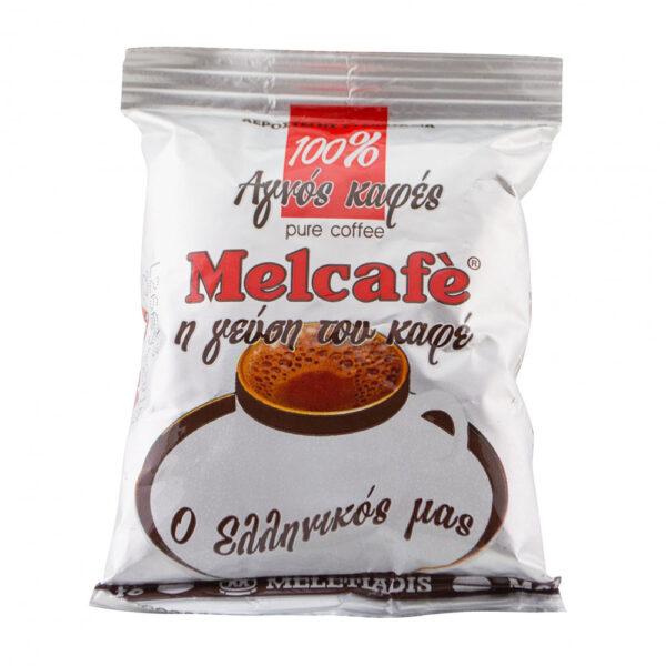 Кофе греческий традиционный молотый Melcafe 100г