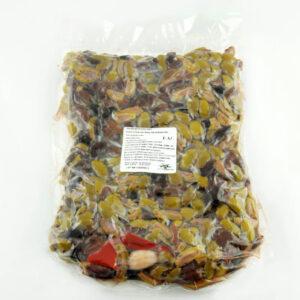 Салат греческий из смеси оливок 1000г